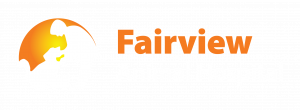 logo of fairview animal hospital in halifax nova scotia